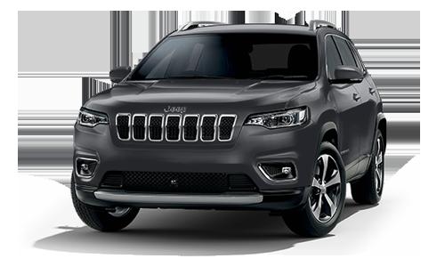 Noleggio lungo termine Jeep Cherokee Limited 2.2 DSL 4WD AUTO 200CV E6 usata
