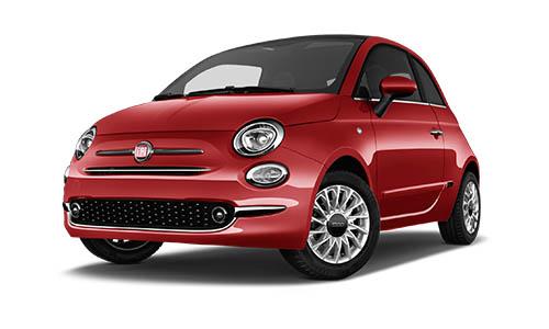 Noleggio lungo termine Fiat 500 1.2 69CV POP usata