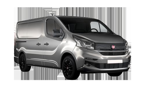 Noleggio lungo termine Fiat Talento Furgone 1.6 MJT usata