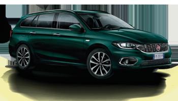 Noleggio breve termine Fiat Tipo Sw, Renault Megane Sw o similare Diesel - A/c, Radio