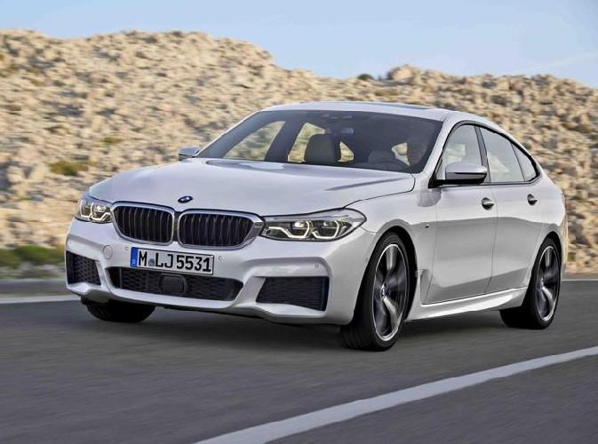 BMW, DEBUTTA LA SERIE 6 GRAN TURISMO.