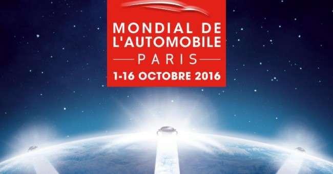 SALONE DI PARIGI 2016, LE ULTIME NOVITA' DALL'AUTOMOTIVE.