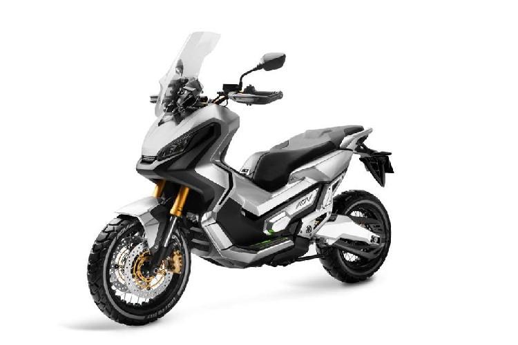 Honda X-ADV - Ibrido che accontenta tutti