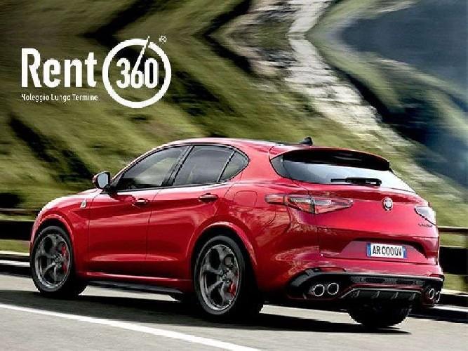 Alfa Romeo STELVIO, l