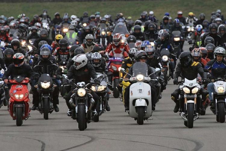 I MOTO CLUB IN ITALIA. QUANDO NASCE UN AMORE!