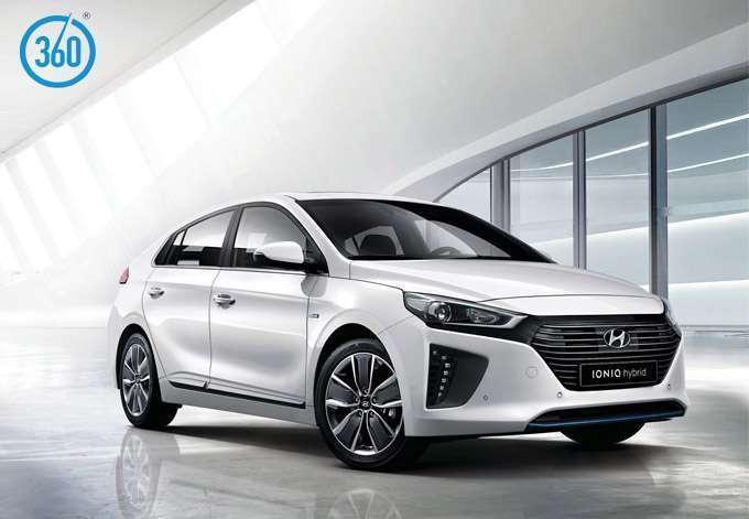 Benvenuta, Hyundai Ioniq!