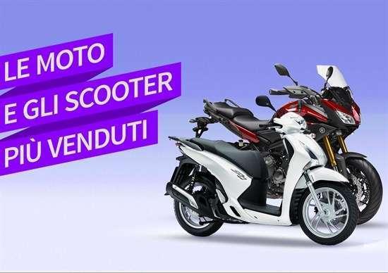 TOP 10 Scooter  più venduti del 2015
