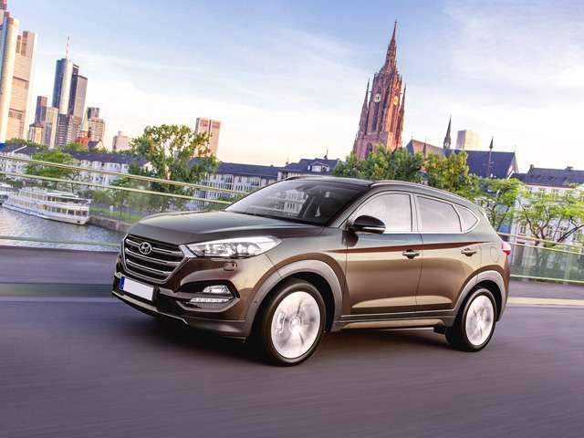 Facile e brillante, nuova Hyundai Tucson