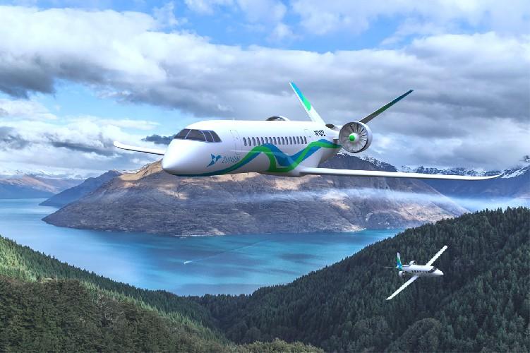 Veivoli aerei ibridi: primi voli nel 2022