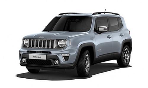 Noleggio lungo termine Jeep Renegade MY19 a partire da 355 €