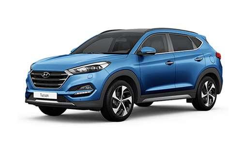 Noleggio lungo termine Hyundai Tucson a partire da 354 €