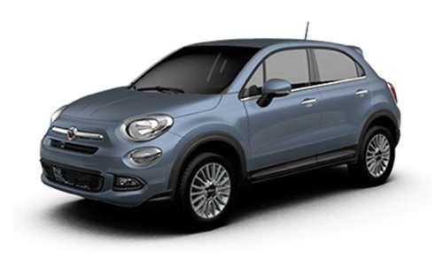 Noleggio lungo termine Fiat 500X a partire da 289 €