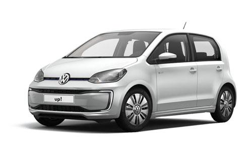 Noleggio lungo termine Volkswagen E-UP a partire da 377 €