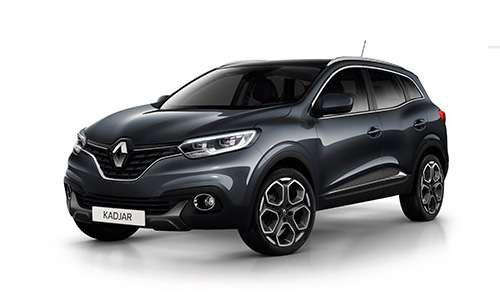 Noleggio lungo termine Renault KADJAR a partire da 336 €