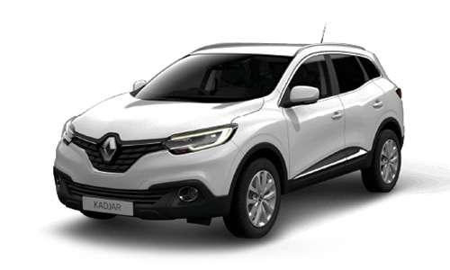 Noleggio lungo termine Renault KADJAR a partire da 315 €