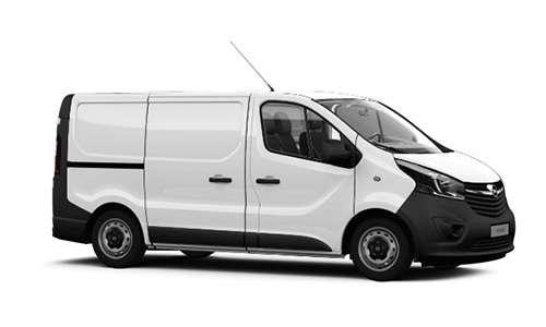 Noleggio lungo termine Opel VIVARO Furgone a partire da 330 €