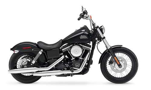 Noleggio Harley-Davidson dyna anche senza anticipo