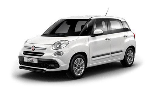 Noleggio lungo termine Fiat 500L a partire da 269 €