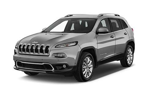 Noleggio Jeep Cherokee MY 2017 anche senza anticipo