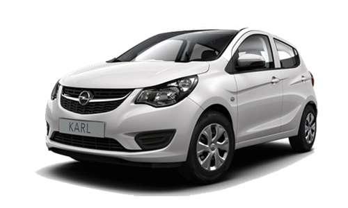 Noleggio lungo Termine Opel Karl 1.0 Advance - 75CV