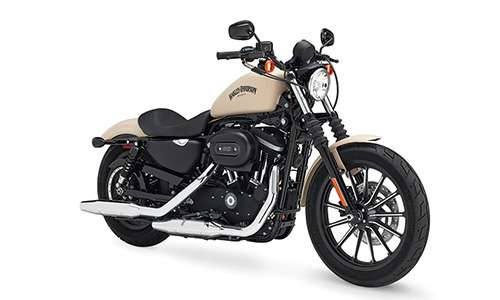 Noleggio lungo termine Harley-Davidson Sportser Iron 883 a partire da Euro 261 i.e.
