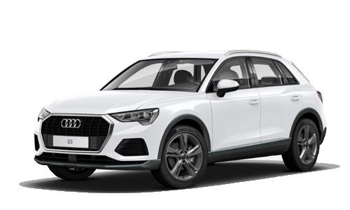 Noleggio lungo termine Audi Q3 a partire da 399 €