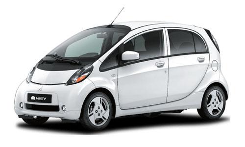 Noleggio lungo termine Mitsubishi i-MIEV a partire da 429 €
