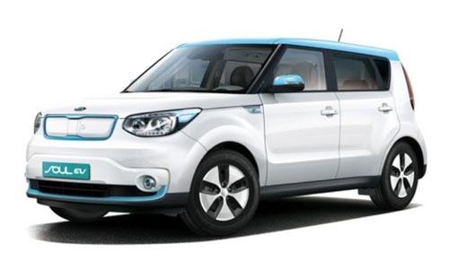 Noleggio Lungo Termine Kia Soul Eco Electric - Auto Elettrica