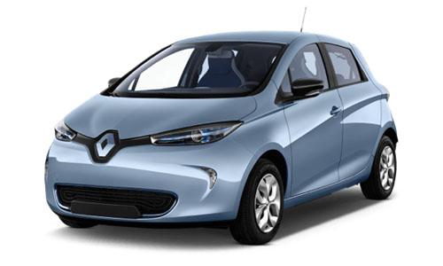Noleggio lungo termine Renault Zoe a partire da 377 €