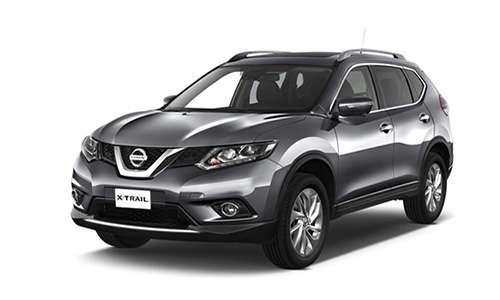 Noleggio lungo termine Nissan X-Trail a partire da 438 €