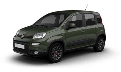 Noleggio lungo termine Fiat Panda a partire da 199 €