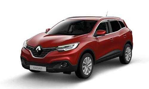 Noleggio lungo termine Renault Kadjar a partire da 415 €