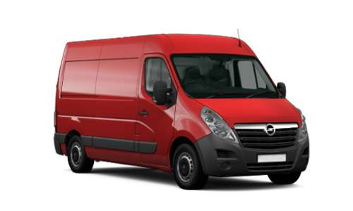 Noleggio lungo termine Opel MOVANO Furgone 35Q L2 H2 a partire da Euro 368 i.e.