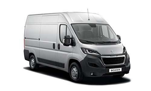 Noleggio lungo termine Peugeot Boxer furgone 330 L2 H2 a partire da 330 €