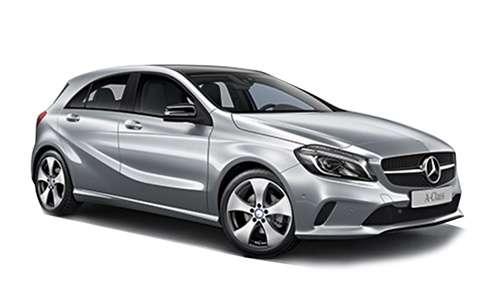 Noleggio lungo termine Mercedes Classe A a partire da 343 €
