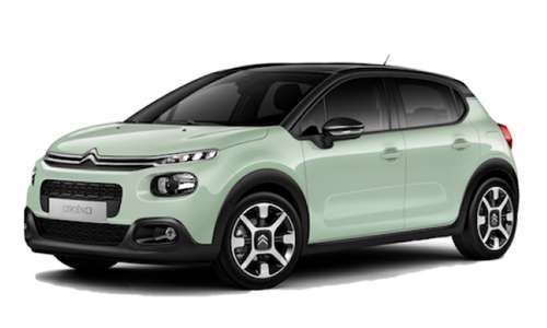noleggio lungo termine citroen c3 my2017 1 0 pure tech 68cv live. Black Bedroom Furniture Sets. Home Design Ideas