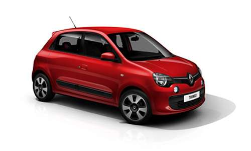Noleggio lungo termine Renault TWINGO a partire da 199 €