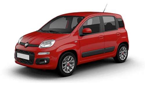 Noleggio lungo termine Fiat panda a partire da 179 €