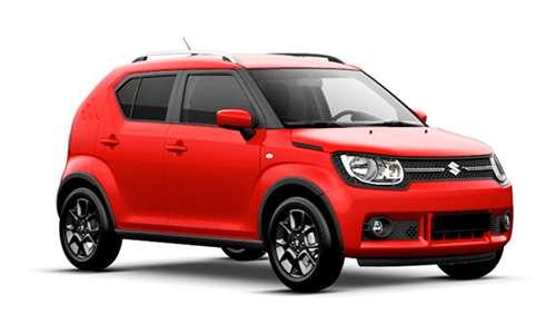 Noleggio lungo termine Suzuki IGNIS a partire da 237 €