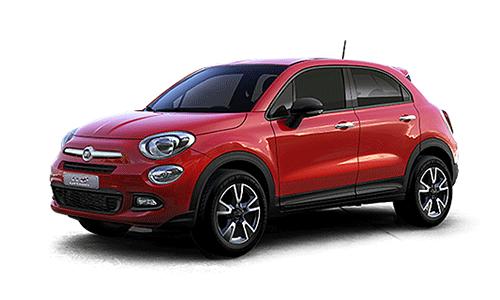 Noleggio lungo termine Fiat 500x a partire da 300 €