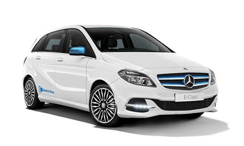 Noleggio lungo Termine Mercedes b250E Executive - Auto Elettrica