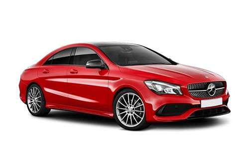 Noleggio lungo termine Mercedes CLA a partire da 416 €