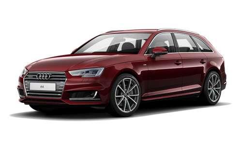 Noleggio lungo termine Audi A4 Avant a partire da 499 €