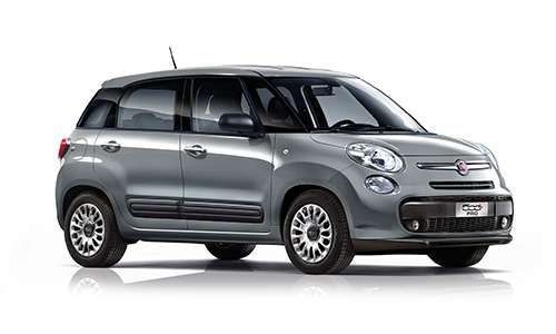 Noleggio lungo termine Fiat 500L PRO omolog N1 a partire da 334 €