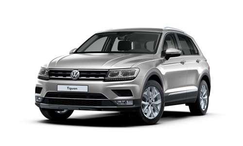 Noleggio lungo termine Volkswagen Tiguan a partire da 399 €