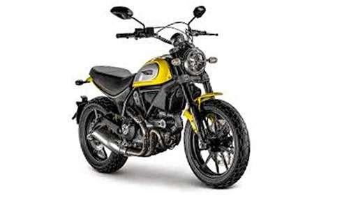 Noleggio lungo termine Ducati SCRAMBLER 803 a partire da 170 €