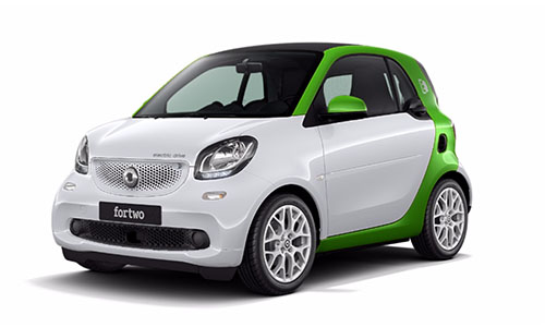 Noleggio lungo termine Smart fortwo a partire da 399 €