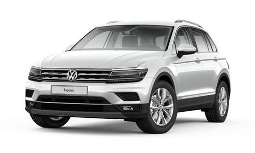 Noleggio lungo termine Volkswagen Tiguan R-Line a partire da 499 €