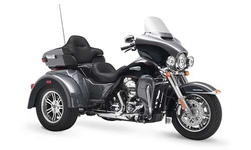 Noleggio lungo termine Harley-Davidson trike a partire da 474 €