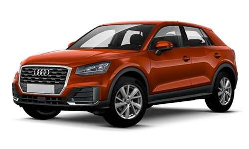 Noleggio lungo termine Audi Q2 a partire da 338 €